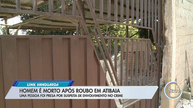 Empresário de 63 anos é encontrado morto espancado em Atibaia - Segundo a Polícia Civil, a suspeita é de que ele tenha sido vítima de um latrocínio. Um homem que estava com o carro da vítima foi preso.