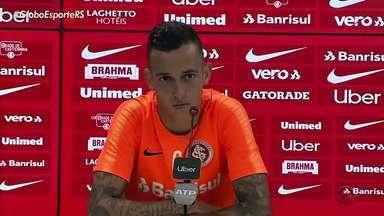 Guerreiro é convocado pela seleção peruana na Copa América - Iago foi chamado para participar da equipe brasileira dos Jogos Olímpicos de Toulon na França.
