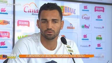 Gilberto fala sobre o desafio em enfrentar o São Paulo pelo Campeonato Brasileiro - O jogador falou sobre quais são as tarefas do clube para conseguir vencer fora de casa.