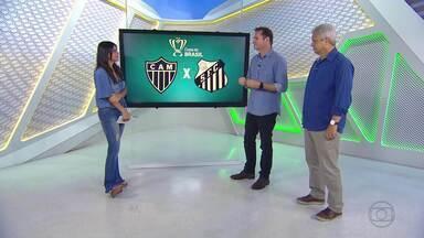 Márcio Rezende e Bob Faria analisam as atuações de Atlético-MG e Cruzeiro - Galo e Raposa empataram em seus compromissos pela competição nacional
