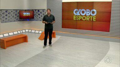 Confira na íntegra o Globo Esporte PB desta quinta-feira (16.05.19) - Kako Marques apresenta os principais destaques do esporte paraibano