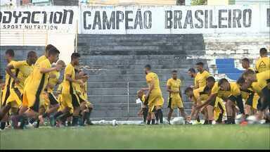 Após três empates em três jogos, Treze vive expectativa pela primeira vitória na Série C - Galo recebe o Náutico neste sábado, no Amigão, pela quarta rodada da competição nacional
