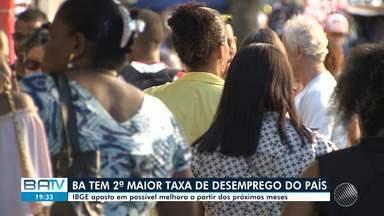 Bahia teve o 2º maior índice de desocupação do país no 1º trimestre de 2019, aponta o IBGE - Dados da Pnad foram divulgados nesta quinta-feira (16). Veja os dados deste ano em comparação com o mesmo período do ano passado.