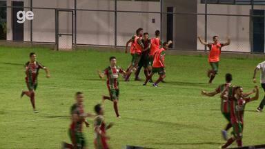 Fluminense-PI vence o River-PI por 2 a 0 e é campeão piauiense sub-19 - Fluminense-PI vence o River-PI por 2 a 0 e é campeão piauiense sub-19