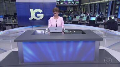 Jornal da Globo, Edição de quinta-feira, 16/05/2019 - As notícias do dia com a análise de comentaristas, espaço para a crônica e opinião.