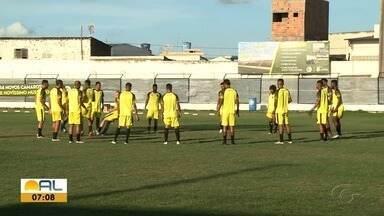 Confiante, ASA recebe o Campinense, sábado, no Municipal - Equipe alvinegra espera contar com o apoio da torcida