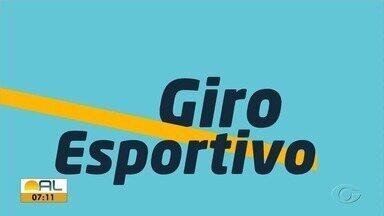 Giro Esportivo - confira a programação do fim de semana - Veja o que vai rolar no mundo do esporte em Maceió