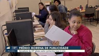 Vencedores do Prêmio Morena de Criação Publicitária 2019 serão conhecidos nesta sexta - A festa será em Campo Grande. Uma das categorias é a universitária. É uma chance pra quem ainda não chegou ao mercado de trabalho mostrar criatividade.
