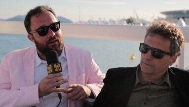 Entrevista Kleber Mendonça Em Cannes - 17/05/2019