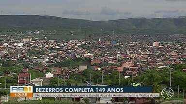 Cidade de Bezerros celebra 149 anos - Município é conhecido como Terra dos Papangus.