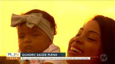 Em estúdio, obstetra tira dúvidas sobre a gravidez - Saiba quais os cuidados com o pré-natal, atividade física, alimentação.