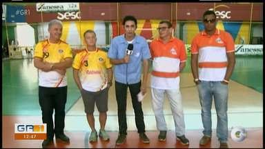 Finalistas Cabrobó e Iate Clube fazem último treino antes da final - Treinadores falam sobre as expectativas para o jogo.