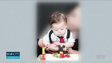 Bebê de 1 ano e 7 meses foi encontrado morto na casa da avó em Porecatu - Avó materna do menino foi presa em Porecatu e transferida para Londrina.