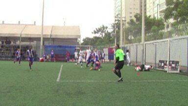 Biritiba Mirim perde para o Nacional pelo Paulista de Futebol de 7 - Time da capital levou a melhor por 1 a 0.