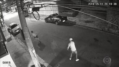 Justiça decreta prisão de homem suspeito de matar morador de rua em Santo André (SP) - O crime aconteceu há 10 dias. O homem que seria colecionador de armas está foragido.