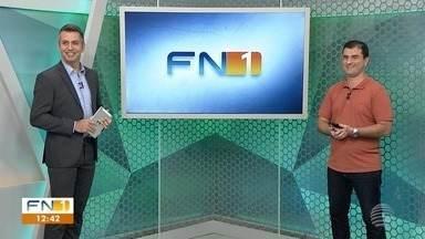 Confira os destaques do noticiário esportivo nesta terça-feira - Paulo Taroco participa do Fronteira Notícias 1ª Edição.