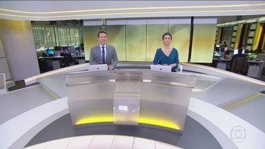 Jornal Hoje - íntegra 21/05/2019 - Os destaques do dia no Brasil e no mundo, com apresentação de Sandra Annenberg e Dony De Nuccio