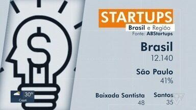 Roda de conversa gratuita discute startups em Santos - Evento acontecerá no auditório da Faculdade de Arquitetura da Universidade Católica de Santos.