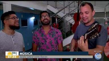 Janela Lateral canta Djavan - Janela Lateral canta Djavan
