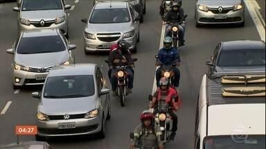 Violência no trânsito de SP aumenta em 2018 na comparação com 2017, mostra CET - Violência no trânsito de SP aumenta em 2018 na comparação com 2017, mostra CET.