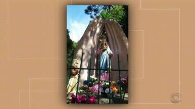 Romaria de Caravaggio movimenta Serra do Rio Grande do Sul - Assista ao vídeo.