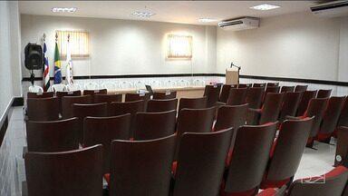 Três Promotorias de Justiça ganham sede em Codó - Promotorias de Justiça que atuam no município ganharam uma sede própria que foi inaugurada na quinta-feira (23).