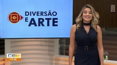 Diversão e Arte - Confira mais notícias em g1.globo.com/ce