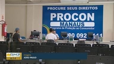 Bancos de Manaus podem pagar multas por descumprimento da lei das filas - Lei determina tempo máximo de espera de 15 minutos.