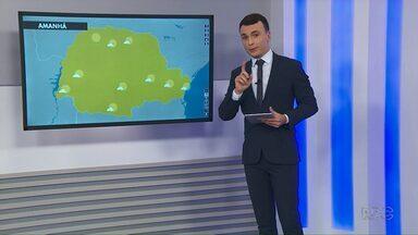 Temperatura mínima prevista para este sábado em Ponta Grossa é de 6°C - Confira a previsão do tempo.