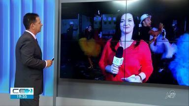 Quadrilhas se preparam para o São João - Confira mais notícias em g1.globo.com/ce