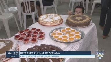 Festa Junina começa no Morro da Nova Cintra e no Embaré, em Santos - As quermesses teve início na noite desta sexta-feira (24).