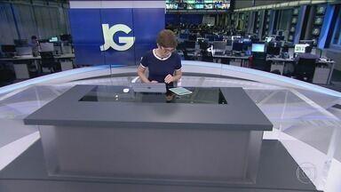 Jornal da Globo, Edição de sexta-feira, 24/05/2019 - As notícias do dia com a análise de comentaristas, espaço para a crônica e opinião.