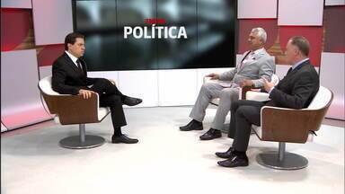Convidados discutem polêmica sobre decreto que flexibiliza porte de armas