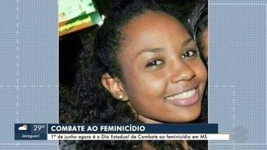 Conheça história de 1ª vítima de feminicídio de MS - Morte de Ísis Caroline marca dia de combate ao feminicídio.