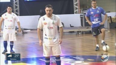Ribeirão Preto recebe Copa do Mundo de Futsal Down - Sete seleções farão parte do campeonato.