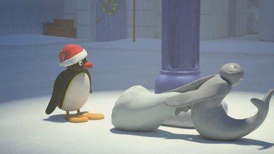 Pingu salva o Natal
