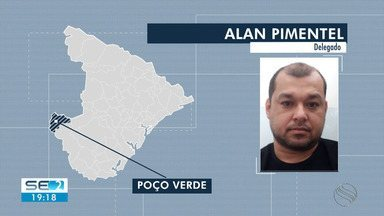 Três pessoas morrem em confronto com a polícia em Poço Verde - Operação conjunta das polícias civil e militar buscava desarticular organização criminosa que controlava tráfico de drogas no município.