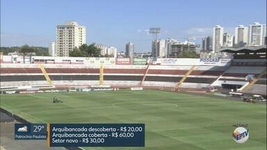 Botafogo-SP enfrenta o Criciúma neste sábado (1) pela Série B do Brasileiro - Jogo acontece às 16h30, no Estádio Santa Cruz.