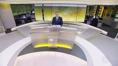 Jornal Hoje - íntegra 01/06/2019 - Os destaques do dia no Brasil e no mundo, com apresentação de Sandra Annenberg e Dony De Nuccio