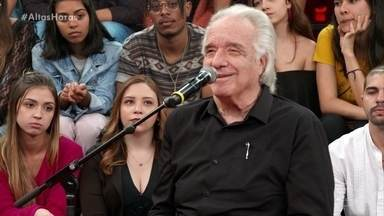 Maestro João Carlos Martins fala sobre filme que retrata sua vida - Maestro fica agradado com repercussão do filme