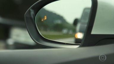 Ponto cego: tecnologias ajudam a deixar o trânsito mais seguro - Saiba os perigos de estar em pontos pouco visíveis do retrovisor.