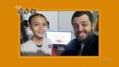 Telespectadores enviam fotos para o Bom Dia Goiás - Confira.