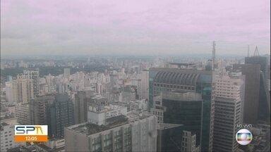 Chuva em São Paulo já supera a metade do normal para o mês de junho - Toda a capital ficou em atenção para alagamentos nesta segunda-feira (3).