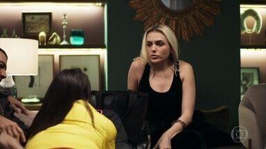Kim convence Virgínia a investir em estúdio de fotografia - Otávio se oferece para pagar a parte da filha