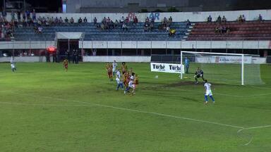 Itabaiana fica no empate com Juazeirense no Etelvino Mendonça - Tremendão perdeu a oportunidade de antecipar classificação.