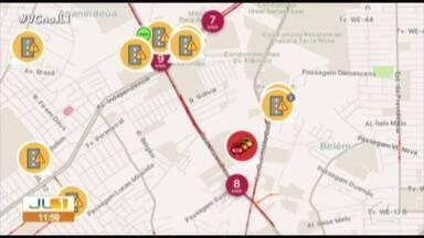 Veja os pontos de congestionamento em Belém pelo quadro 'Radar' - Veja os pontos de congestionamento em Belém pelo quadro 'Radar'