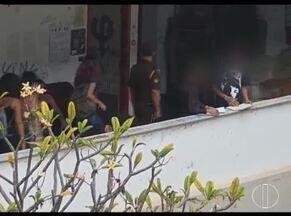 Suspeitos de tráfico da Favela Sumaré assumem ponto de droga na UFMG, diz Polícia Civil - Ex-aluno de engenharia química criava misturas alucinógenas dentro do laboratório da universidade. Direção não se pronunciou a respeito do fato.