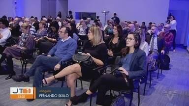 Saúde preventiva e pública é tema do Região em Pauta - O encontro, organizado pelo Grupo Tribuna, reuniu autoridades do município e do estado, além de parlamentares.