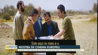 Manaus recebe mostra de cinema europeu - Manaus recebe mostra de cinema europeu