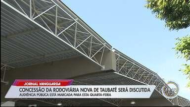 Audiência pública debate concessão da Rodoviária Nova - Audiência será nesta quarta-feira (5).